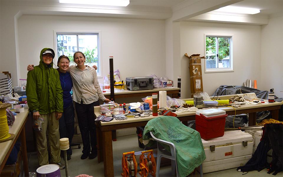 2nd Visitor's lab (AUV lab)
